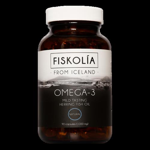 Omega-3 Herring Fish Oil