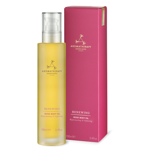 Aromatherapy Associates' Renewing Rose Body Oilhas attracted a cult following thanks toits ability to improve skin tone,reducethe appearance of scarring and stretch marks – and boost your confidence at the same time.