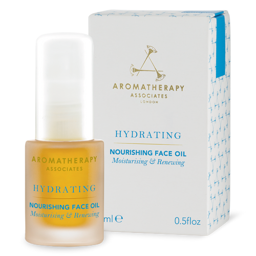 Transform dry, dehydrated skin with this Rose-infused Nourishing Face oil from Aromatherapy Associates.