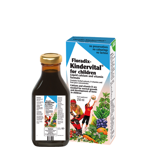 Floradix Kindervital For Children Liquid