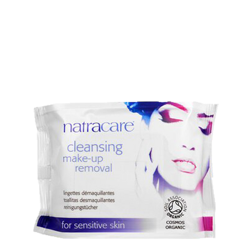 Organic Cleansing Make-up Remover Wipes