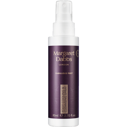 Foot Cooling and Cleansing Spray
