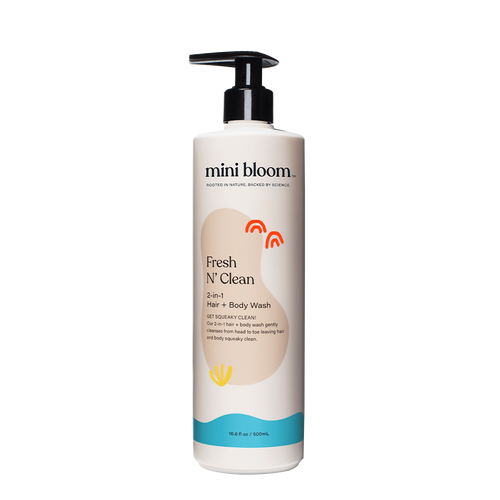 Powerful botanicals come together in this worry-free formula that's suitable for sensitive and little ones' skins.