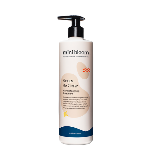 Even the most stubborn of tangles will vanish thanks to this nourishing hair and scalp conditioner that's rich in pure Shea Butter, plant oils and balancing flower extracts.