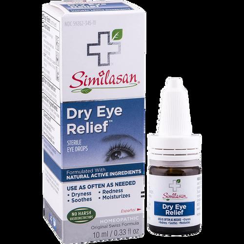Dry Eye Relief Eye Drops