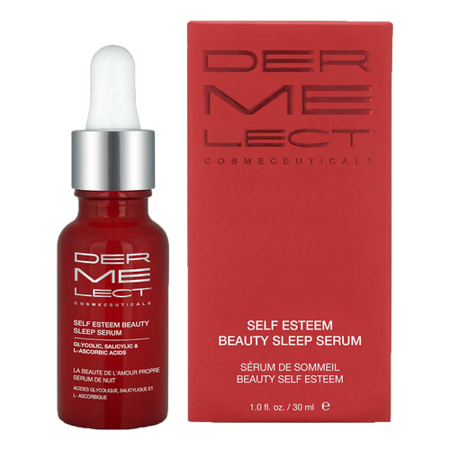 Dermelect Self-Esteem Beauty Sleep Serum is a highly concentrated, multi-tasking exfoliating serum which works hard to leave glowing results while you sleep.