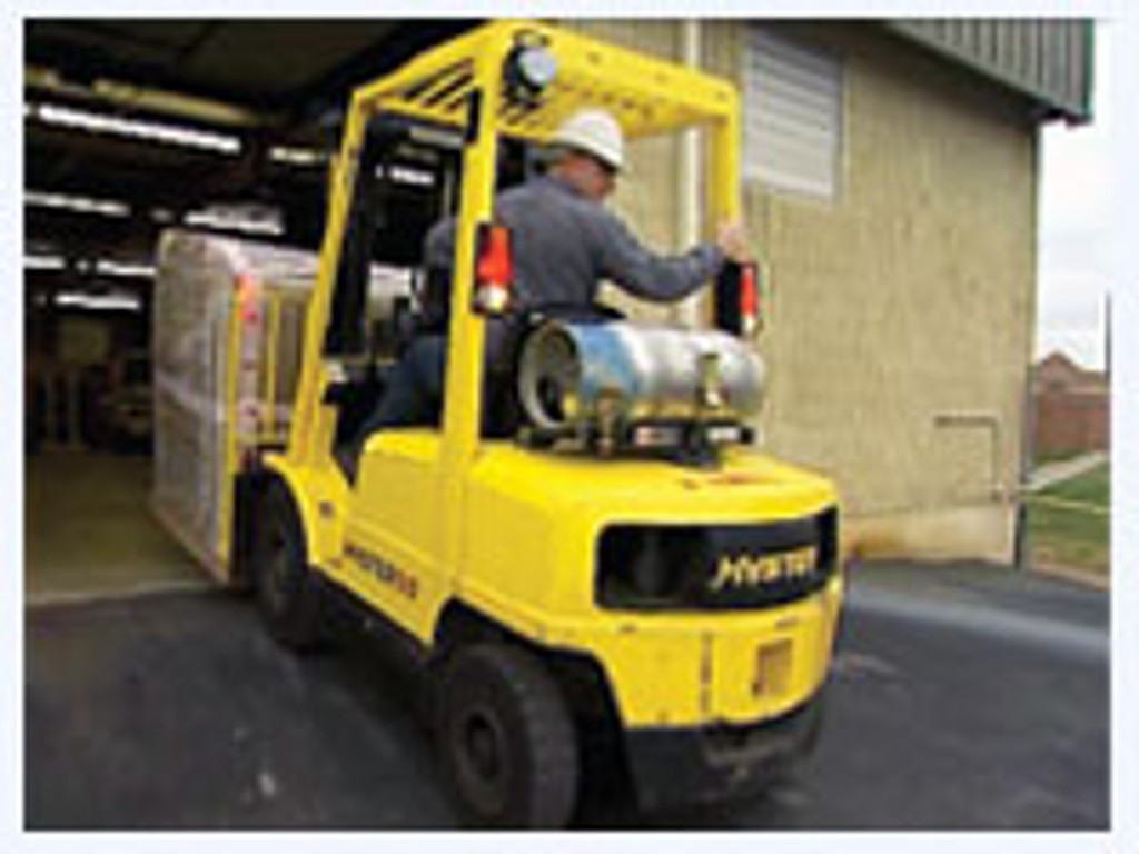Forklift Operation & Safety: Keeping Your Workplace Safe - DVD