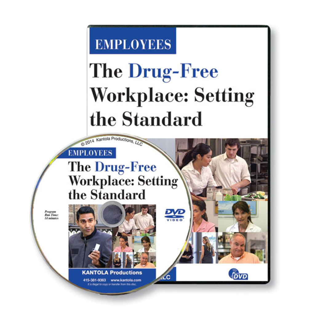 The Drug-Free Workplace: Setting the Standard (Video)