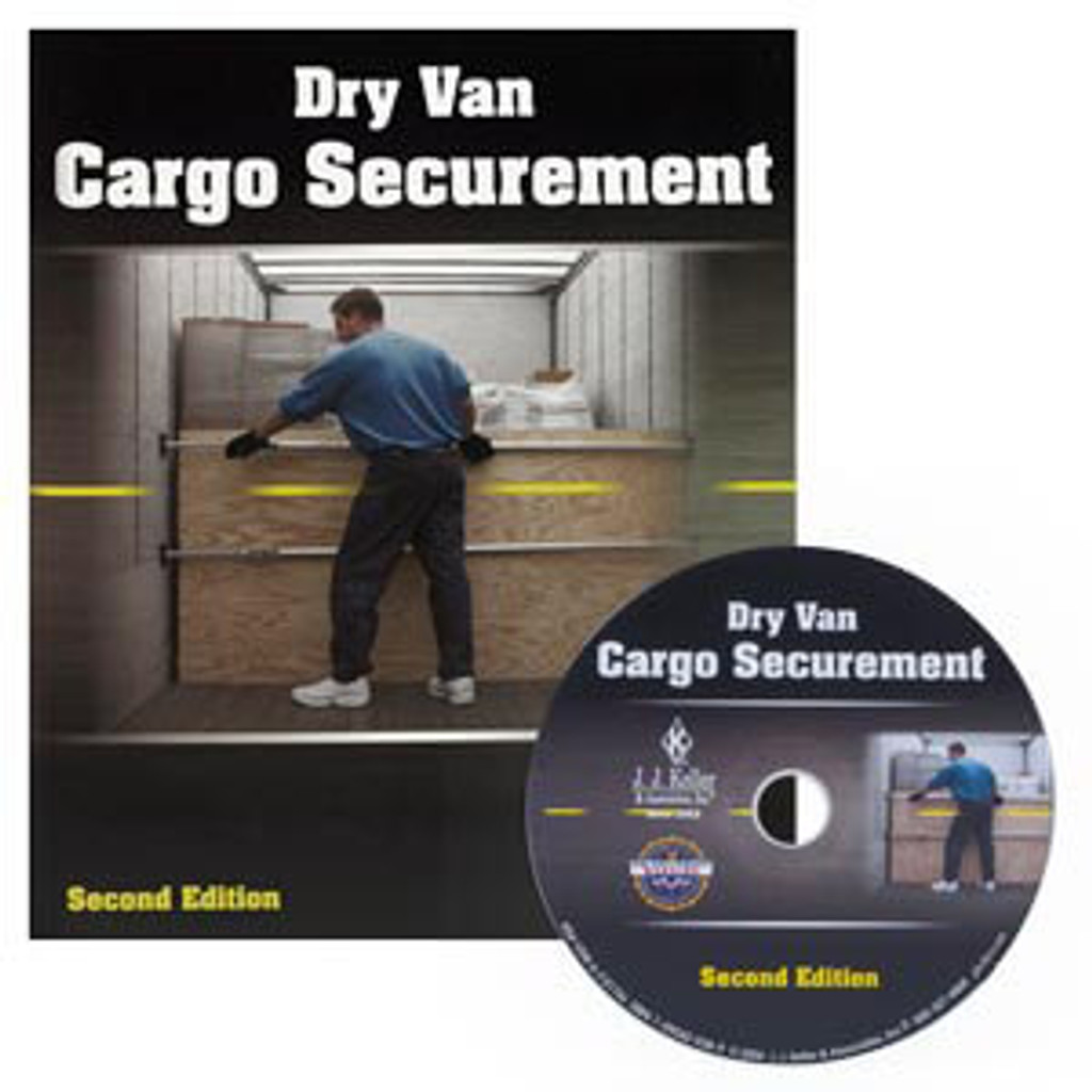 Dry Van Cargo Securement, Second Edition Video Training Program
