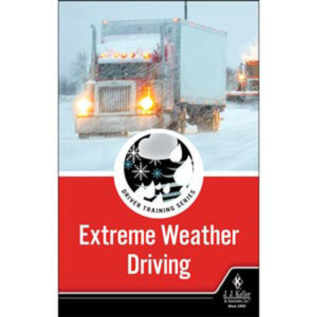 Driver Training Series: Extreme Weather Driving- DVD Training
