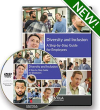 Diversity and Inclusion: A Step-by-Step Video Guide -- Employee Version