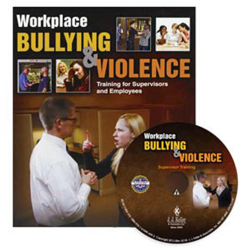 Workplace Bullying and Violence: Training for Supervisors and Employees - DVD Training