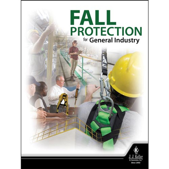 Fall Protection for General Industry - DVD Training
