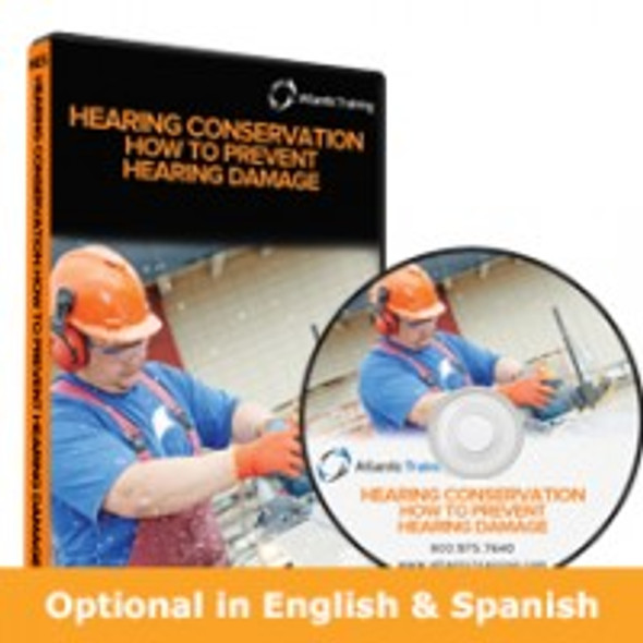 Hearing Conservation Training Video on DVD