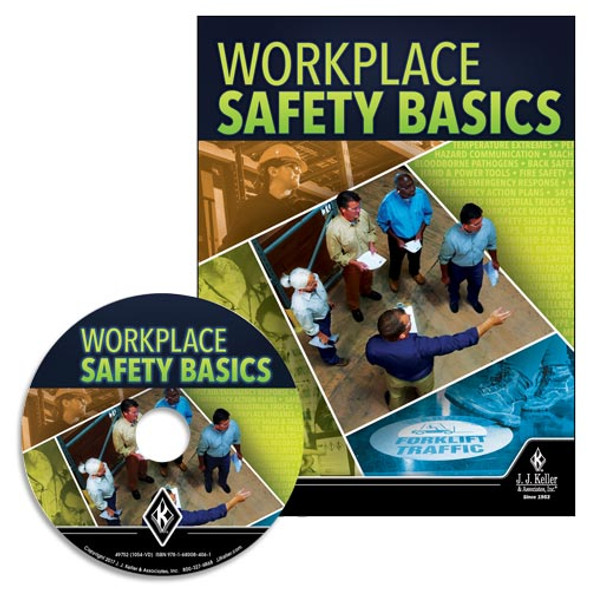 Workplace Safety Basics - DVD Training