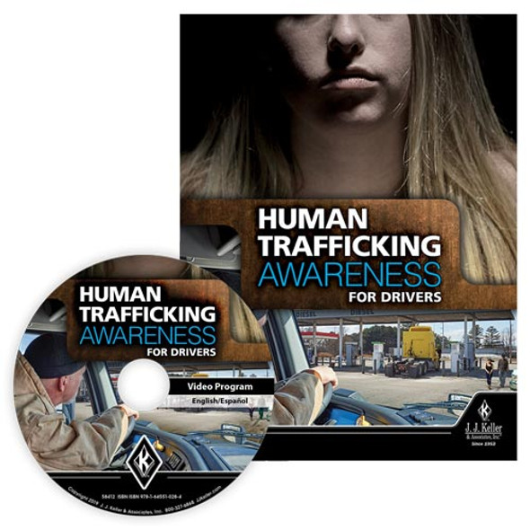 Human Trafficking Awareness for Drivers - DVD Training