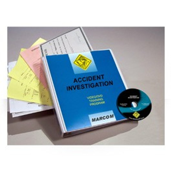 Accident Investigation DVD Program