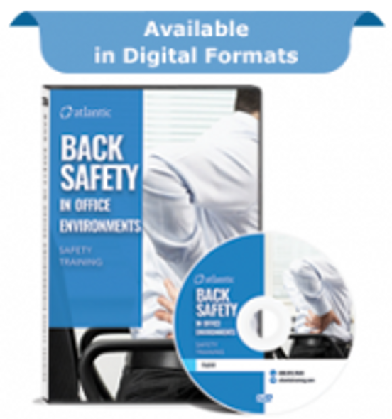Back Safety in Office Environments Training Program