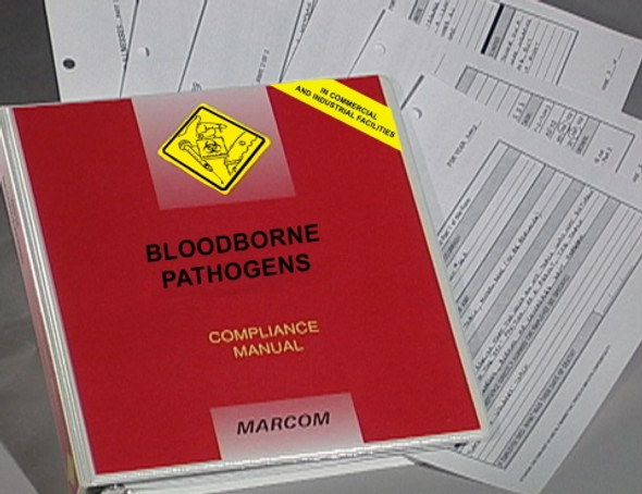 Bloodborne Pathogens in Commercial and Industrial Facilities Compliance Manual