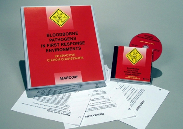 Bloodborne Pathogens in First Response Environments Training Program