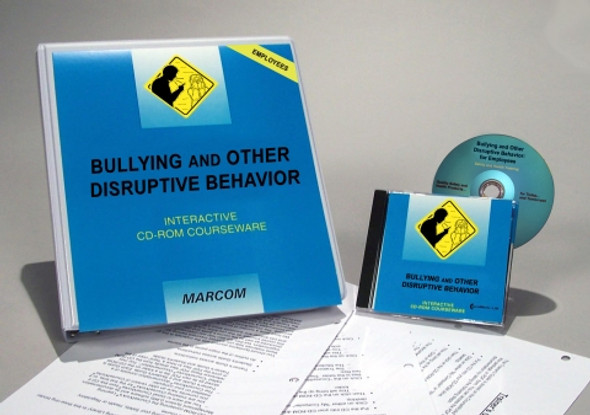 Bullying & Other Disruptive Behavior: for Managers & Supervisors CD-ROM Course