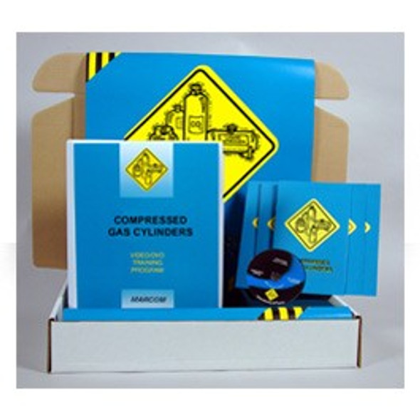 Compressed Gas Cylinders Safety Meeting Kit