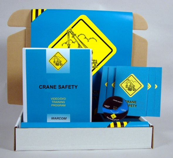 Crane Safety in Industrial and Construction Environments Meeting Kit