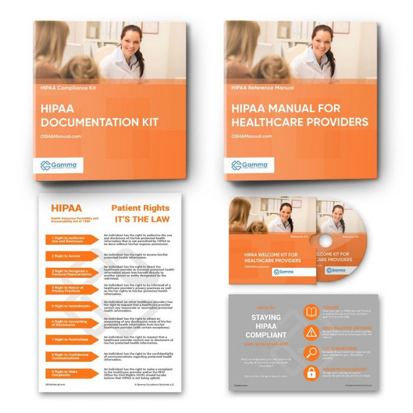 2020 HIPAA Package For Healthcare Providers
