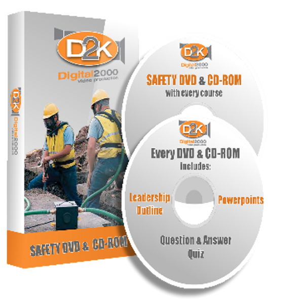 Hazard Communications, Reducing Unsafe Acts, Accident Reporting DVD