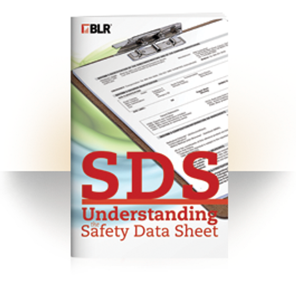 Understanding the Safety Data Sheet (SDS) Booklets/25 Pack