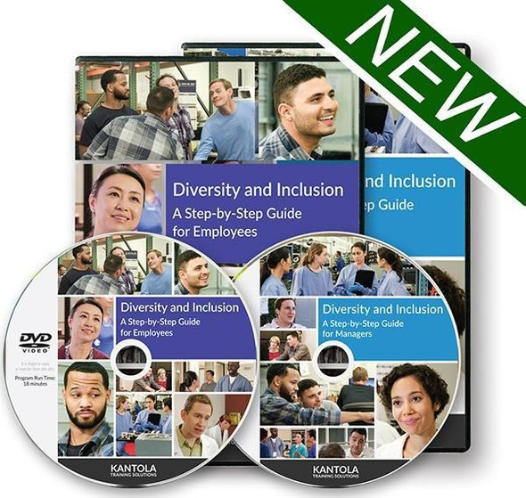 Diversity and Inclusion: A Step-by-Step Guide – Employee/ Manager Combo