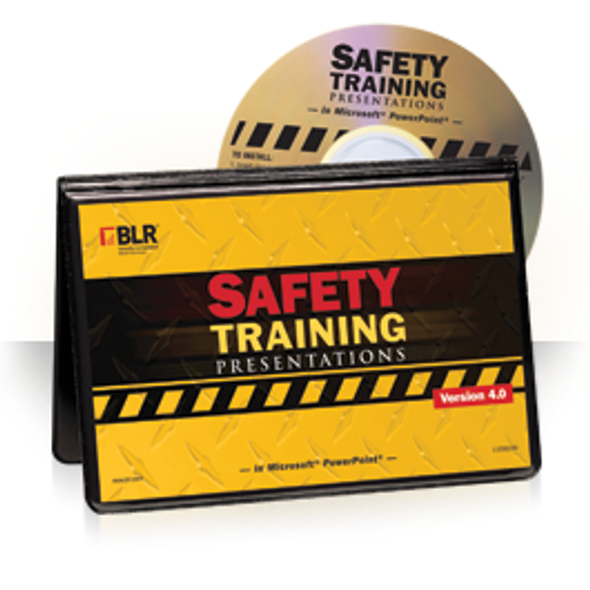 Safety Training Presentations in PowerPoint