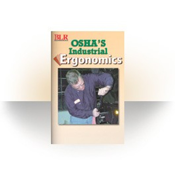 OSHA's Industrial Ergonomics Booklet (25-Pack)