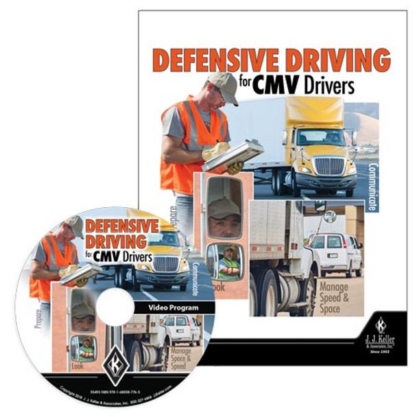 Defensive Driving for CMV Drivers - DVD Training