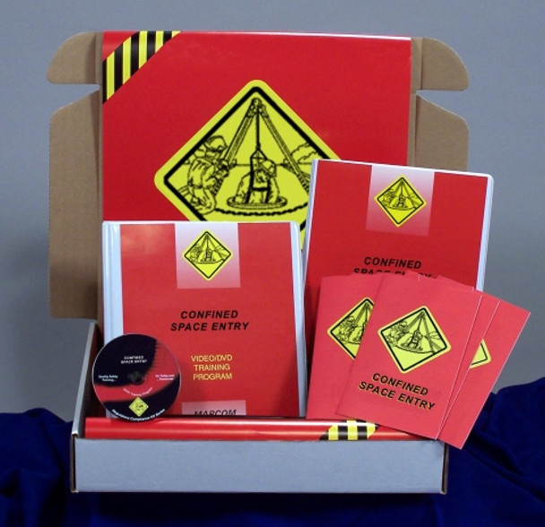 Confined Space Entry Regulatory Compliance Kit