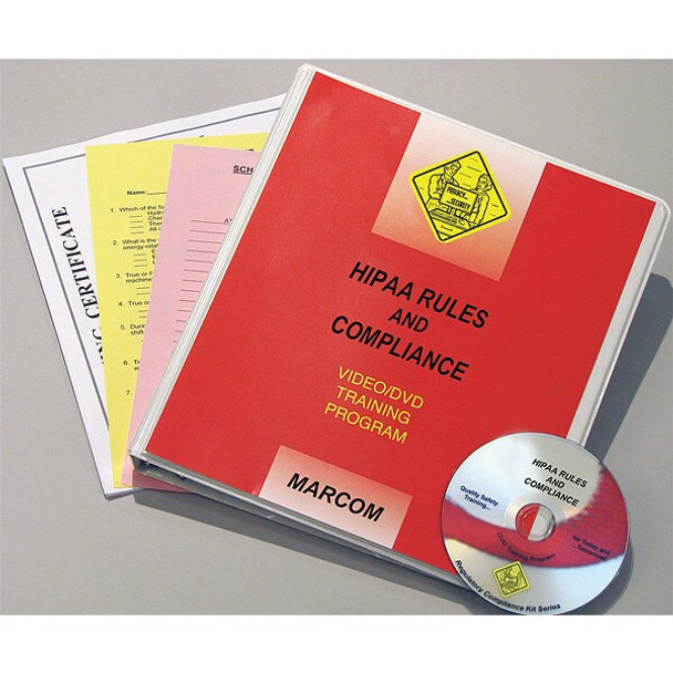 HIPAA Rules and Compliance DVD Program