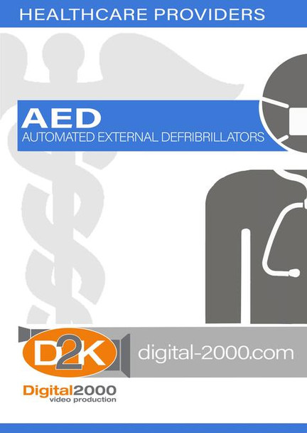 AED - Automated External Defibrillators - DVD