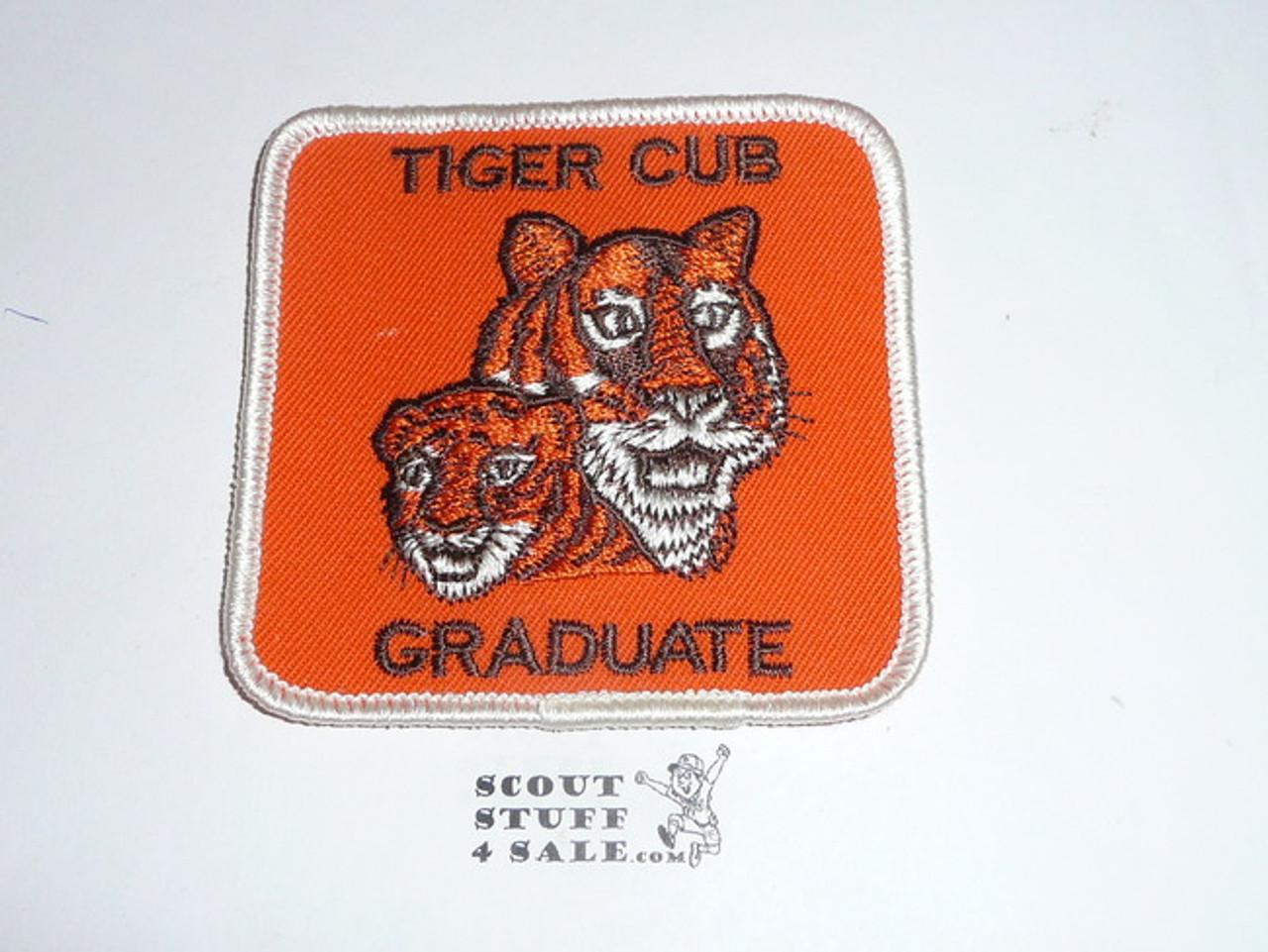 Tiger Cub Graduate Patch