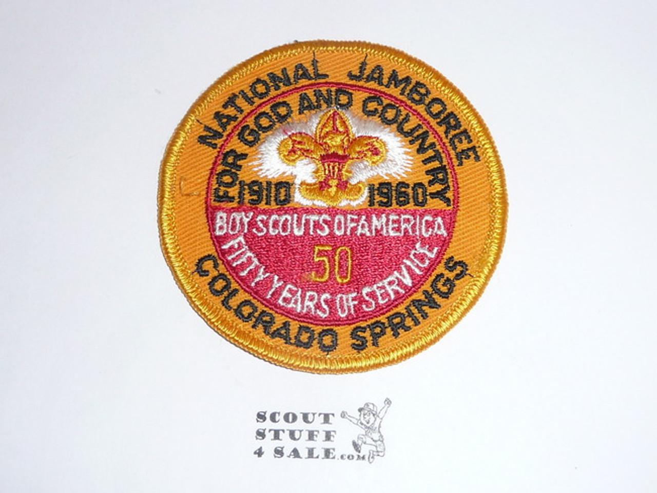 1960 National Jamboree Patch