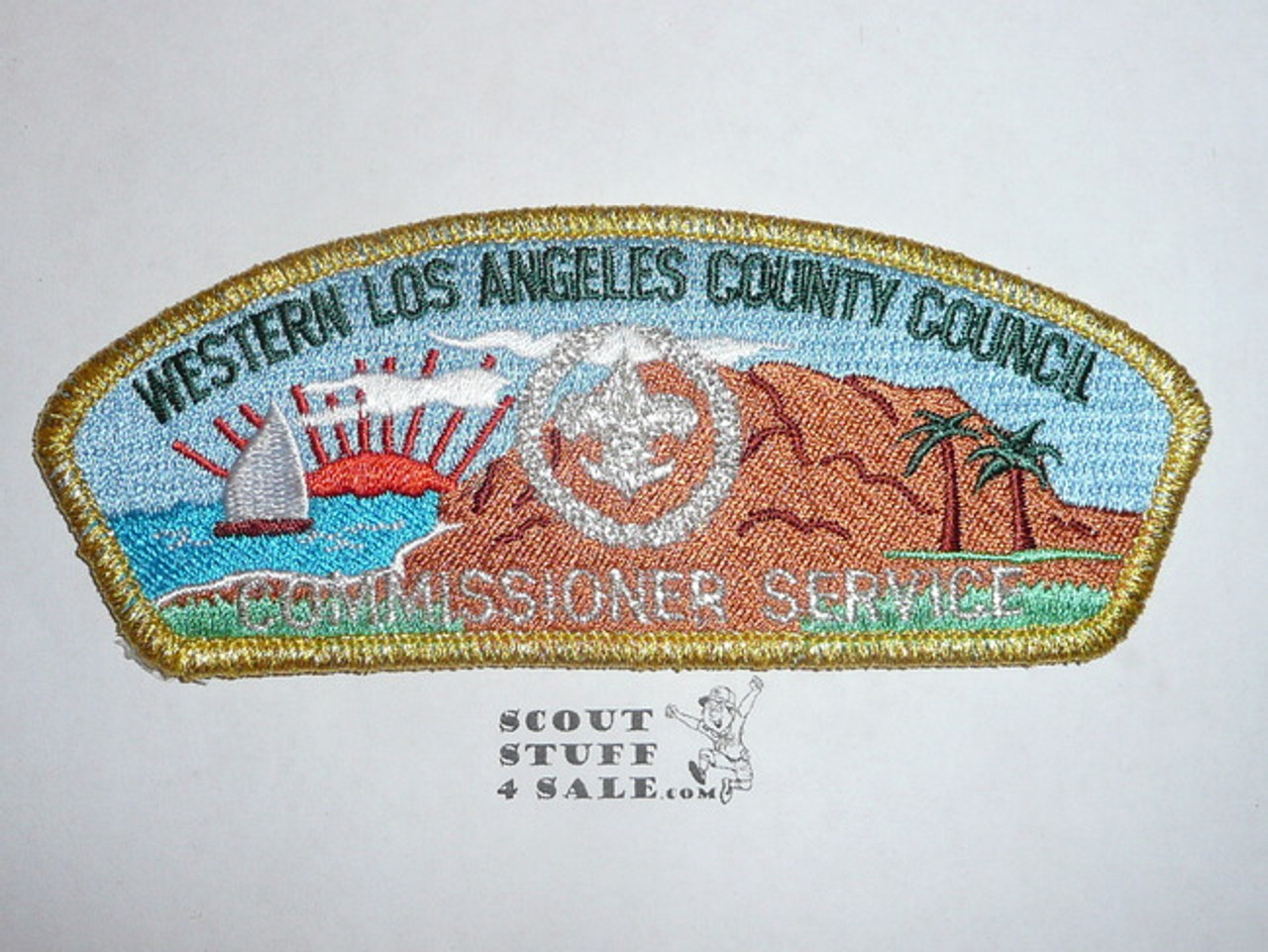 Western Los Angeles County Council sa29 COMMMISSIONER CSP #2
