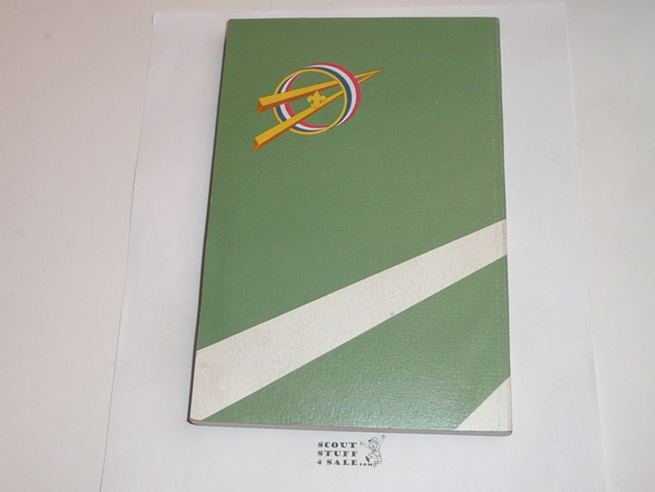 1959 Explorer Scout Manual, Second Edition, 1959 Printing 18291