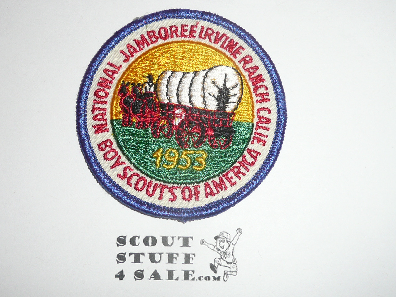 1953 National Jamboree Patch, Reproduction