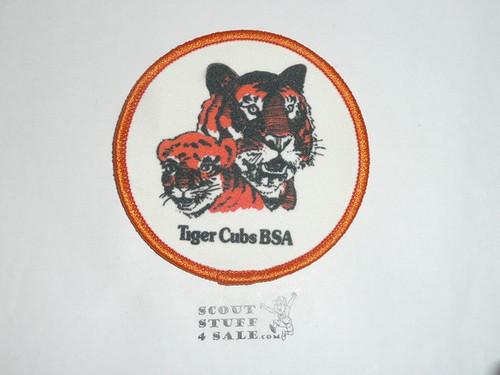 Tiger Cubs BSA Patch #2