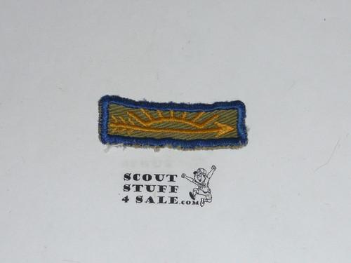 Arrow of Light Cub Scout Rank, 12mm, used
