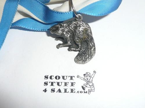 Silver Beaver Award, 1980's, lt. use