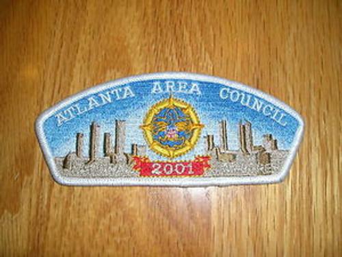 2001 National Jamboree JSP - Atlanta Area Cncl - 2 Diff