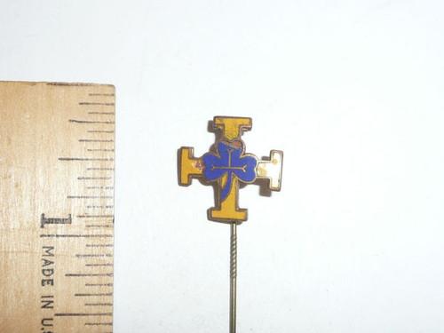 OLD Non-USA Boy Scout Stick Pin Insignia, BPC58