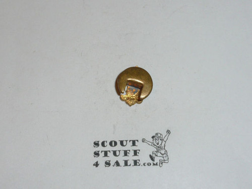 Old Non-USA Boy Scout Insignia, May be from Luxembourg, FGPC24