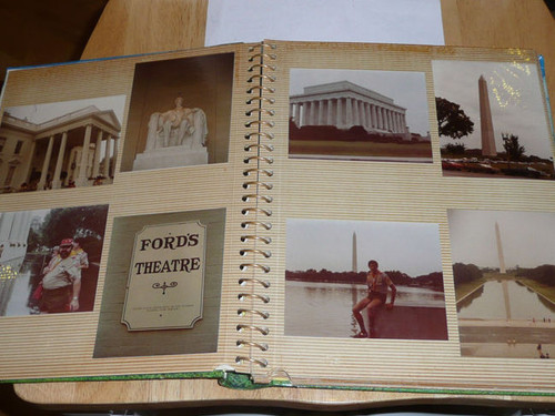 1981 Boy Scout National Jamboree Scrapbook with 16 pages of pictures, PA6