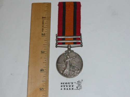 1900s Queen Victoria South Africa Campain Medal, Baden Powell Scout,  BPC28